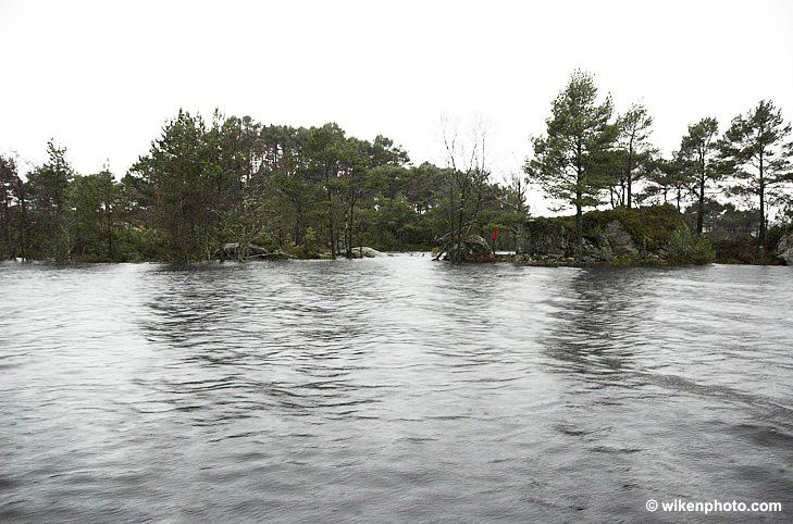Holme Storavatnet